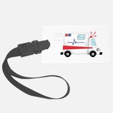 Fast Ambulance Luggage Tag
