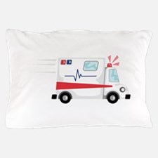 Fast Ambulance Pillow Case