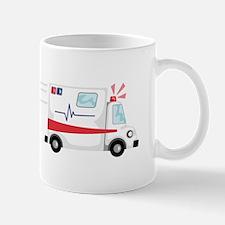 Fast Ambulance Mugs