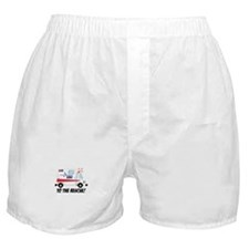 To The Rescue! Boxer Shorts