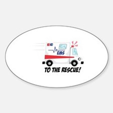 To The Rescue! Decal