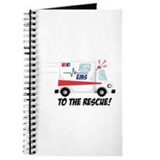To The Rescue! Journal
