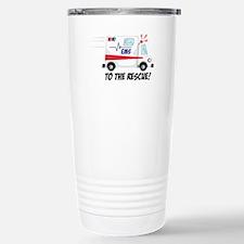 To The Rescue! Travel Mug