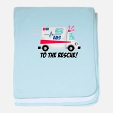 To The Rescue! baby blanket