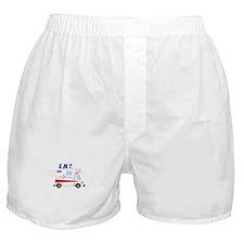 E.M.T Boxer Shorts