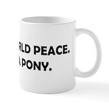 worldpeaceblack.png Mug