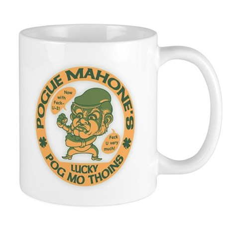 Pogue's Lucky Thoins Mug