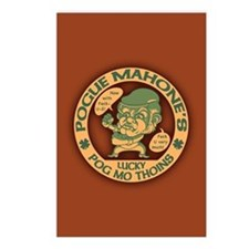 Pogue's Lucky Thoins Postcards (Package of 8)