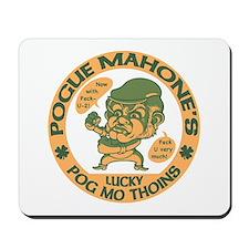 Pogue's Lucky Thoins Mousepad