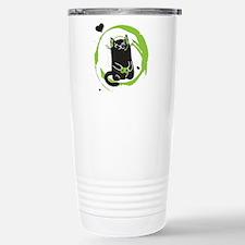 Gamer Cat Travel Mug