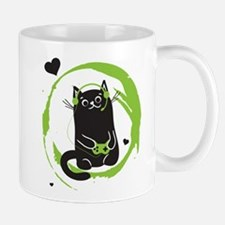 Gamer Cat Mugs