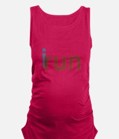 iRun Maternity Tank Top