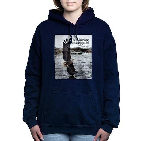 Wide Winged Wonder Hooded Sweatshirt