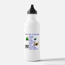 ten-plagues.png Water Bottle