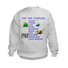 ten-plagues.png Sweatshirt