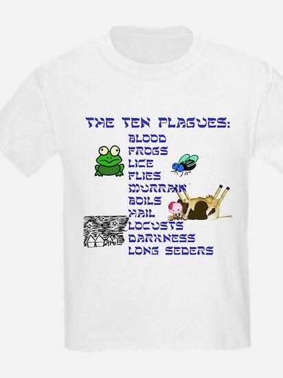 ten-plagues.png T-Shirt