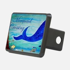 Mermaid Crossing Hitch Cover