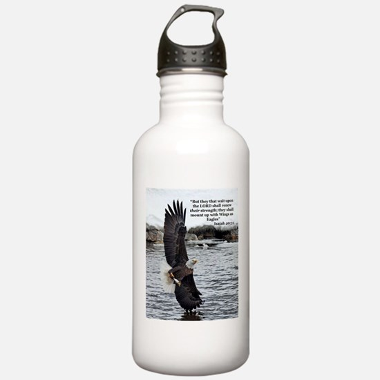 Wide Winged Wonder Water Bottle