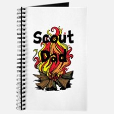 Scout Dad Journal