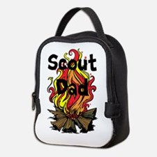 Scout Dad Neoprene Lunch Bag