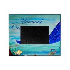 Mermaid Crossing Picture Frame