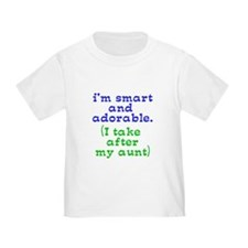 smart-and-adorable.png T-Shirt