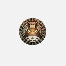 Woodland Spirit Friend Mini Button