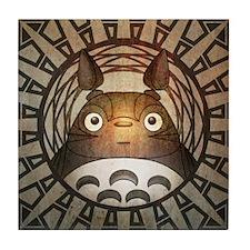 Woodland Spirit Friend Tile Coaster
