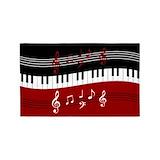 Piano 3x5 Rugs