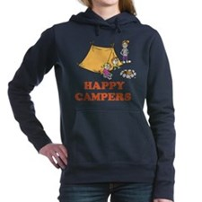 Happy Campers Hooded Sweatshirt