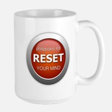 Reset Your Mind - Mug