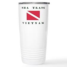Nha Trang Vietnam Dive Travel Mug