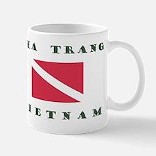 Nha Trang Vietnam Dive Mugs