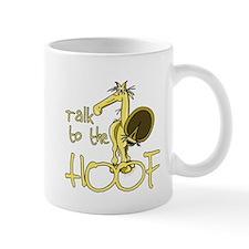 Talk to the Hoof Small Mug