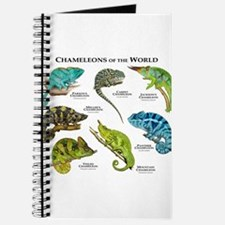 Chameleons of the World Journal