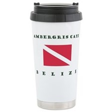 Ambergris Caye Belize Dive Travel Mug