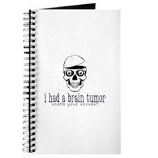 Brain Tumor Excuse Journal