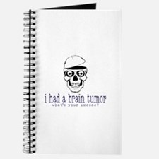 Brain Tumor Excuse Journal