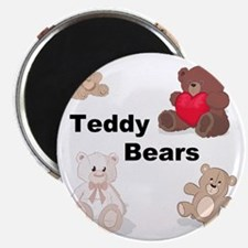 Teddy Bears Magnet