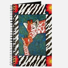 Momma and Baby Giraff Journal