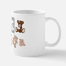 Teddy Bears All Over Mug