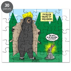 Problem Bears of Wisconsin Puzzle