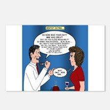 Dentist Dating Postcards (Package of 8)