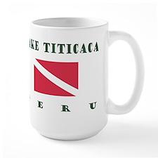 Lake Titicaca Peru Dive Mugs