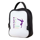 Gymnastics Lunch Bags