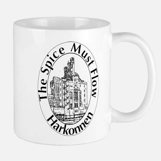 The Spice Must Flow Mugs