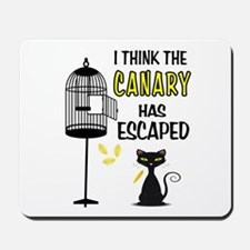 CANARY Mousepad