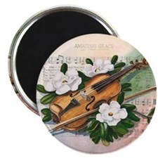Amazing Grace and Music Magnets