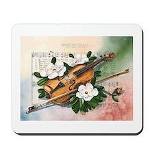 Amazing Grace and Music Mousepad
