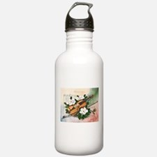Amazing Grace and Music Water Bottle